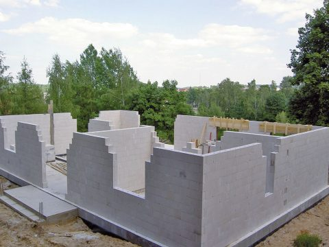 Ściany zewnętrzne odgrywają w bilansie energetycznym budynku jedną z kluczowych ról.